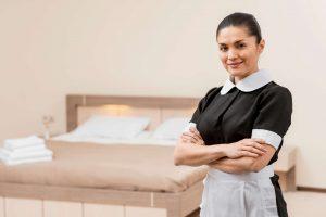 Servicios de limpieza de Hoteles
