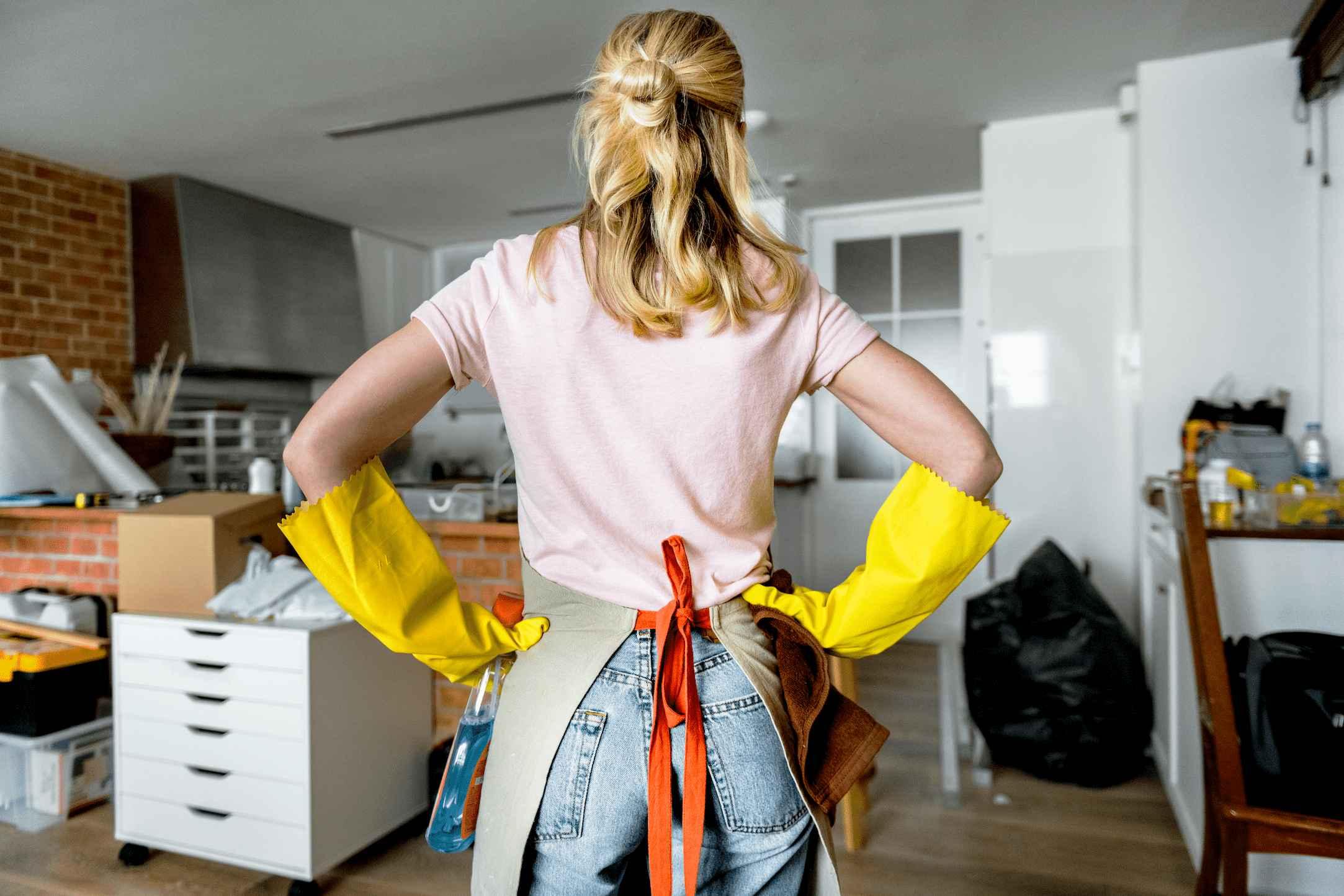 empresa de limpieza de hogar